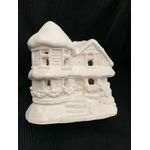 "Houses mountain house 5 1/2"" h 5 1/2""w"