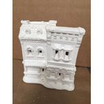 """House plastercraft no fire use acrylic paints gift store & Apartments  approx 5"""""""