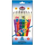 Royal Big Kids Choice Arts & Crafts Brush Set-12/Pkg (BK112)